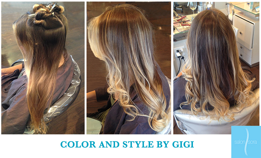 BLOND BY GIGI