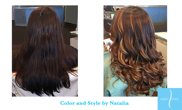 Ombre Hair Color Boca Raton