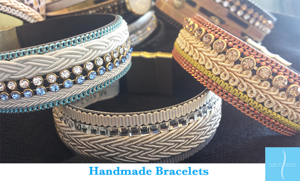 Handmade bracelets at salons in Boca Raton FL
